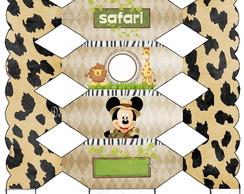 Caixa Bala Mickey Safari