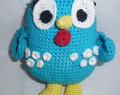 Amigurumi - Galinha pintadinha em croch�