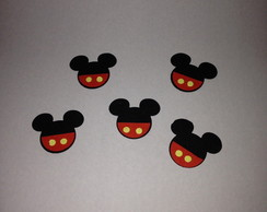 Aplique (papel) Mickey