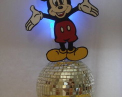 ENFEITE LUMINOSO DO MICKEY - UM SHOW