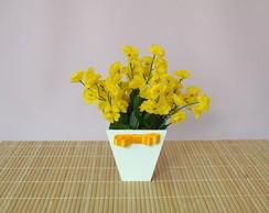 Vasinho de Flores Amarelas