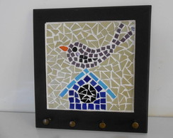 Porta chaves - Mosaico