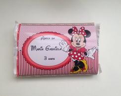 Kit Pipoca Minnie vermelha
