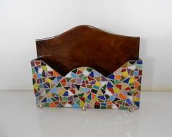 Porta Chaves E Correspond�ncia - Mosaico
