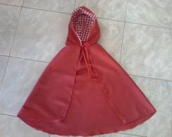 capa chap�uzinho vermelho com forro