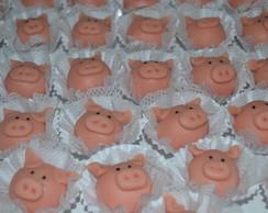 Docinho Modelado de Porco