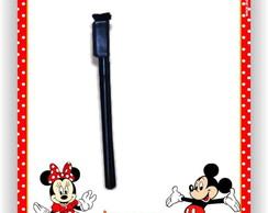 Minnie e Mickey Lousa Recados Geladeira