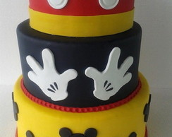 BOLO dE BISCUIT MICKEY