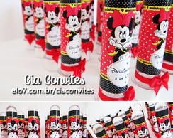 Tubete Personalizado Minnie e Mickey