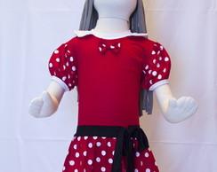 Camisola Minnie Vermelha