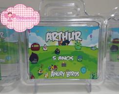 Maletinha Acr�lica Angry Birds