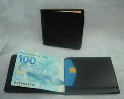 Porta Notas Simples Cart�o - 1004