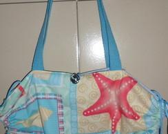 Bolsa toalha praia/piscina