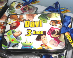 Mini Estojo De Pintura 15 P�s Toy Story