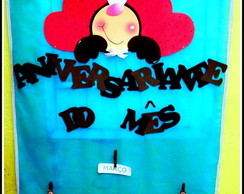 Painel Aniversariante do M�s