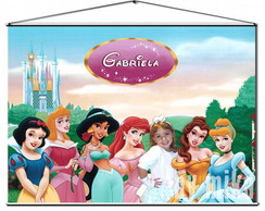 Banner Tem�tico :: Princesas Disney