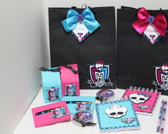 Kit Lembrancinha - Monster High