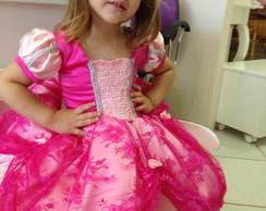 Fantasia Princesa Bela Adormecida