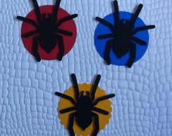 Aplique  Aranha