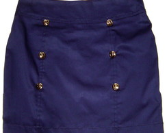 Saia Pin-Up Navy
