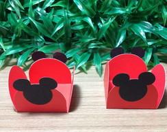 25 Forminhas Mickey