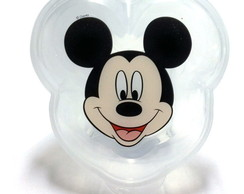Porta Metade Mickey e Minnie