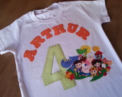 Camiseta Personalizada Anivers�rio