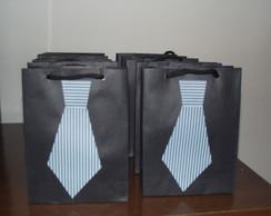 Sacola Personalizada de Gravata