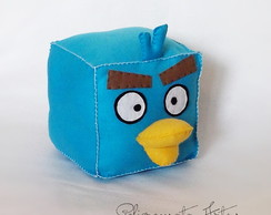 Personagem ICE - Angry Birds
