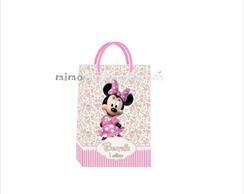 Sacola Minnie Personalizada