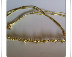 Head Band Ouro - HB014