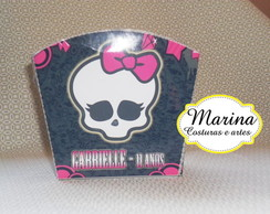 Cachepot Personalizado Monster High