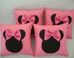 almofada minnie rosa ( 30 x30) Promo��o