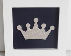 Quadro 21x21 Coroa e outros