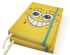 Caderno De Anota��es Bob Esponja