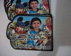 Tags Personalizados Mickey