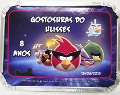 Marmitinha 220 ml Angry Birds