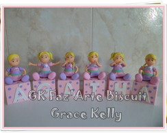 Cubos De Mdf bonecas  Biscuit