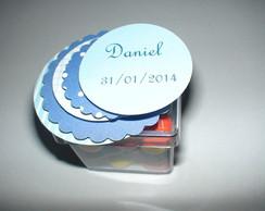 Lembrancinha de Nascimento Daniel
