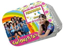 Marmitinha Chiquititas