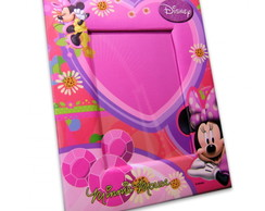 Porta Retrato Minnie Disney-kit 10 Pe�as