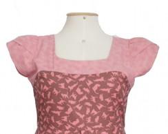 Vestido Vintage (encomenda)