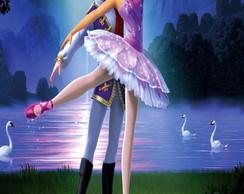 R�tulo Bisnaga De Brigadeiro Barbie