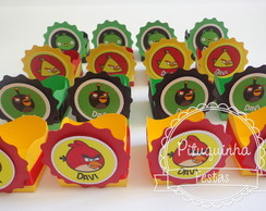 Forminha Angry Birds