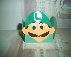 Forma De Doce do Mario bros