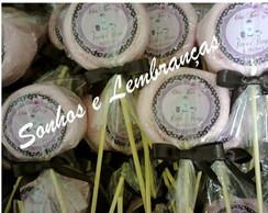 Pirulito De Toalha - Ch� Bar