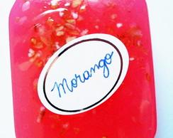 Sabonete de Morango