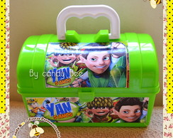 Maletinha Ba� Tree Fu Tom