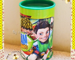 Cofre Personalizado Tree Fu Tom