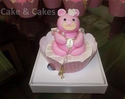 Cupcake de Batizado
